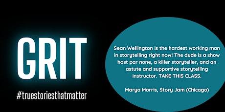 GRIT (True Stories that Matter) Beginner's Bootcamp for Men (10-hour) tickets
