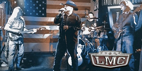 Lance Michael Cornwell Band at Crawdads on the River tickets
