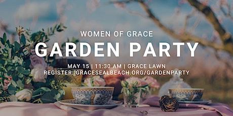 Garden Party tickets