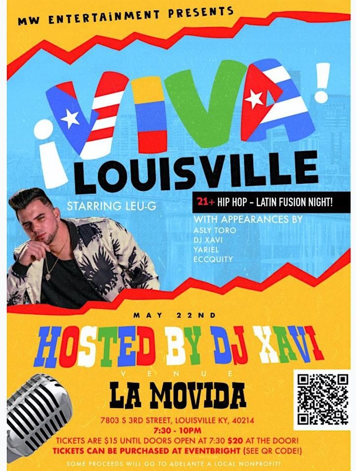 ¡Viva Louisville! image