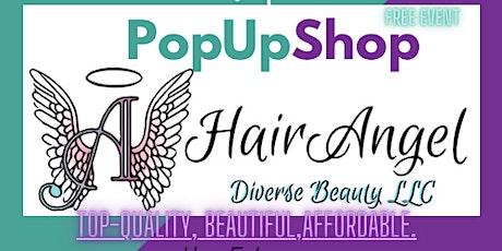 HairAngelBeauty POP-UP SHOP tickets
