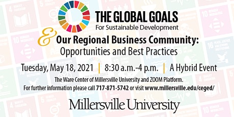 Sustainable Development Goals Conference - Millersville University tickets