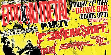 EMO x NU METAL PARTY tickets