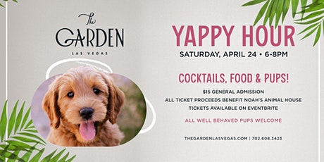 Yappy Hour - A dog-friendly charity event in the Arts District tickets