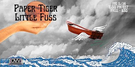 Paper Tigers, Little Fuss x  OVV tickets