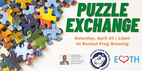 Puzzle Exchange at Rocket Frog Brewing tickets