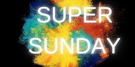 Super Sundays tickets