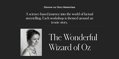 MASTERCLASS: Story for Marketers tickets