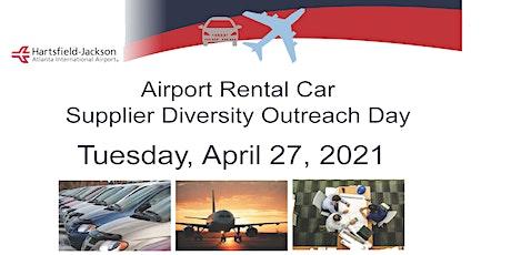 2021 Airport Rental Car Outreach Event tickets