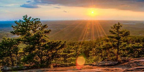 Sunset Hike at Stone Mountain with CG tickets