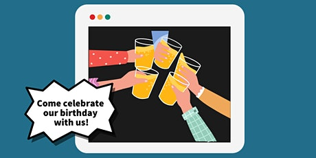 Free Geek's 21st Birthday: Virtual Toast! tickets