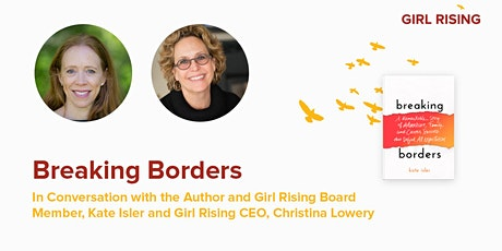 Breaking Borders: In Conversation with the Author tickets