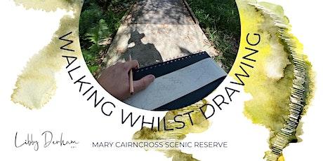 'Walking Whilst Drawing' Sensory Walk tickets