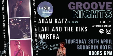 The Indie Groove Presents - Groove Nights #6 tickets