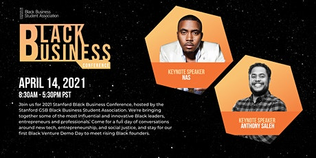 Stanford Black Business Conference tickets