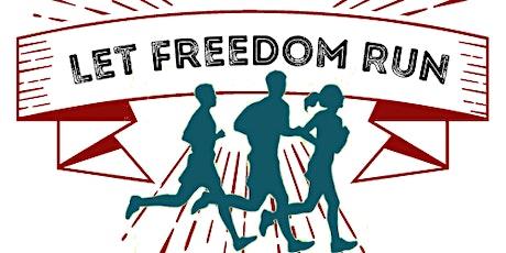 Let Freedom Run 5K tickets