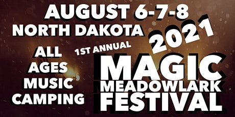 Magic Meadowlark Festival 2021 tickets