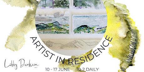 Open Studio Artist in Residence - Libby Derham tickets