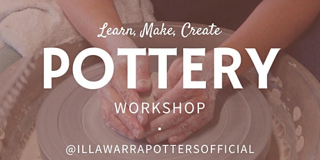 Learn Make Create Pottery  June  Workshop tickets