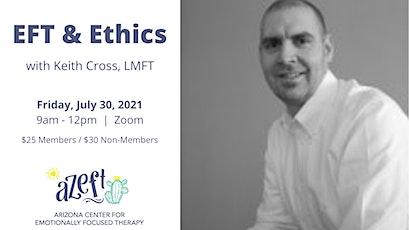 EFT & Ethics tickets