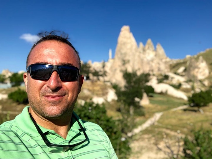 Turkey Travel talk with Your Journey Travel and Mert Taner image