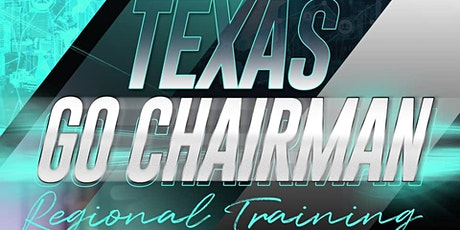 Go Chairman Regional Training Event tickets