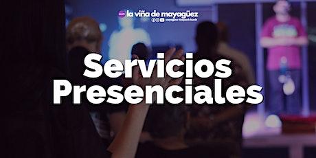 Servicio Dominical - 16 de mayo de 2021 entradas