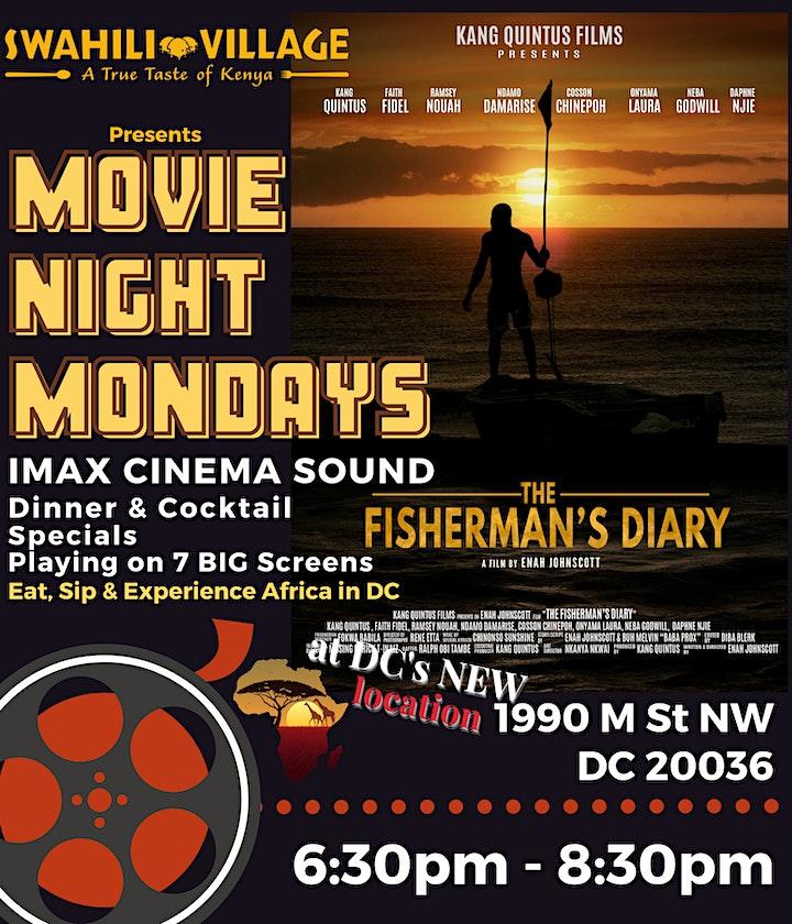 Movie Night Mondays image