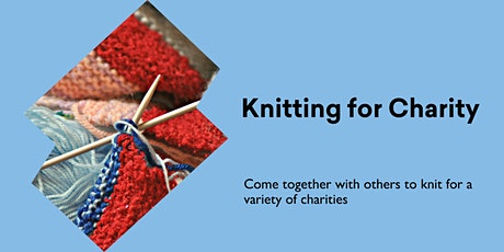 Knitting for Charity tickets