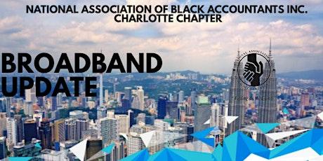 NABA Charlotte & Corning Inc. Presents: Broadband Update tickets