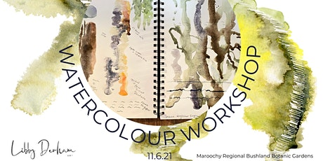Watercolour workshop tickets