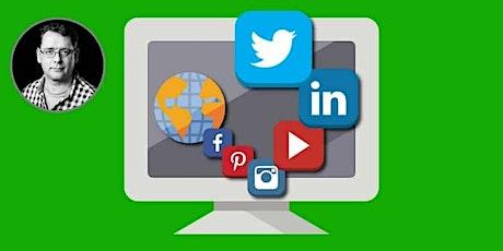 Social Media Marketing - Content Marketing Masterclass 2021 tickets
