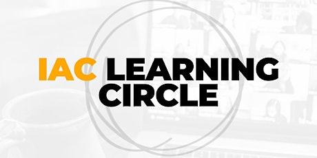 LEARNING CIRCLE IAC®️: EL PODER TRANSFORMADOR DE LA MIRADA entradas