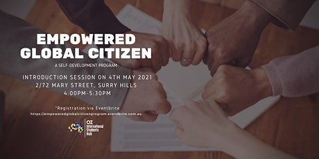 Empowered Global Citizen Program tickets
