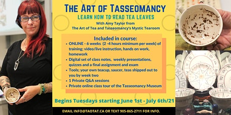 The Art of Tasseomancy; a Novice Online Course tickets