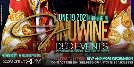 GINUWINE Presented By THE BRUTONTOWN BALL tickets