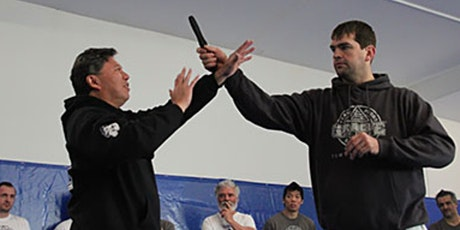 Ray Floro - Flexible and Improvised Weapons and Knife Defence Seminar tickets