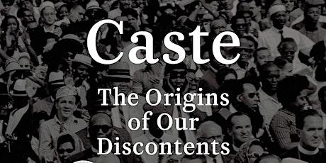 """""""Caste"""" - Servas Book Discussion tickets"""
