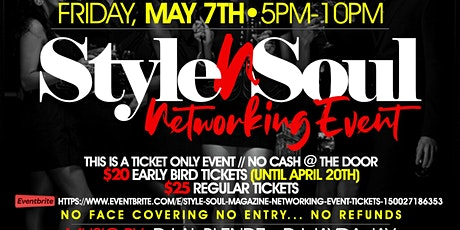 Style & Soul Magazine Networking Event tickets