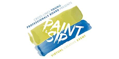 CL Virtual Paint & Sip Fundraiser tickets