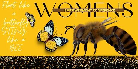 FLOAT LIKE A BUTTERFLY STING LIKE A BEE WOMEN'S CONFERNCE tickets