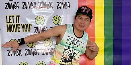 Family Pride Zumba Class tickets