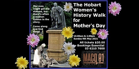 MACq 01 Hotel  Mothers Day Walk tickets