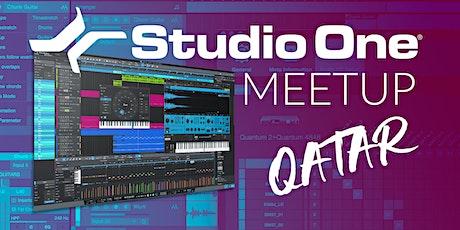 Studio One E-Meetup - Qatar tickets