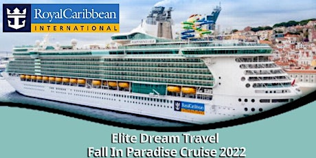 Fall in Paradise 2022 Cruise tickets