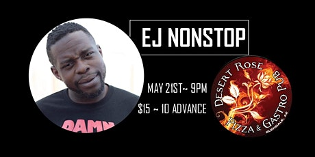 Comedy Night with EJ Nonstop & Danielle Williams -Desert Rose-Glendale AZ tickets