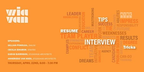 Resume / Interview Tips & Tricks tickets