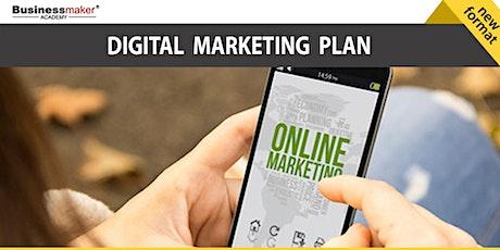 Live Webinar: Digital Marketing Plan biglietti