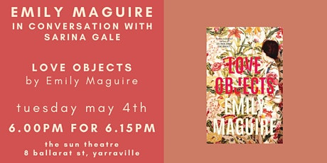 Author Event - Emily Maguire In Conversation tickets