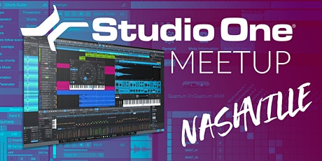 Studio One E-Meetup - Nashville tickets